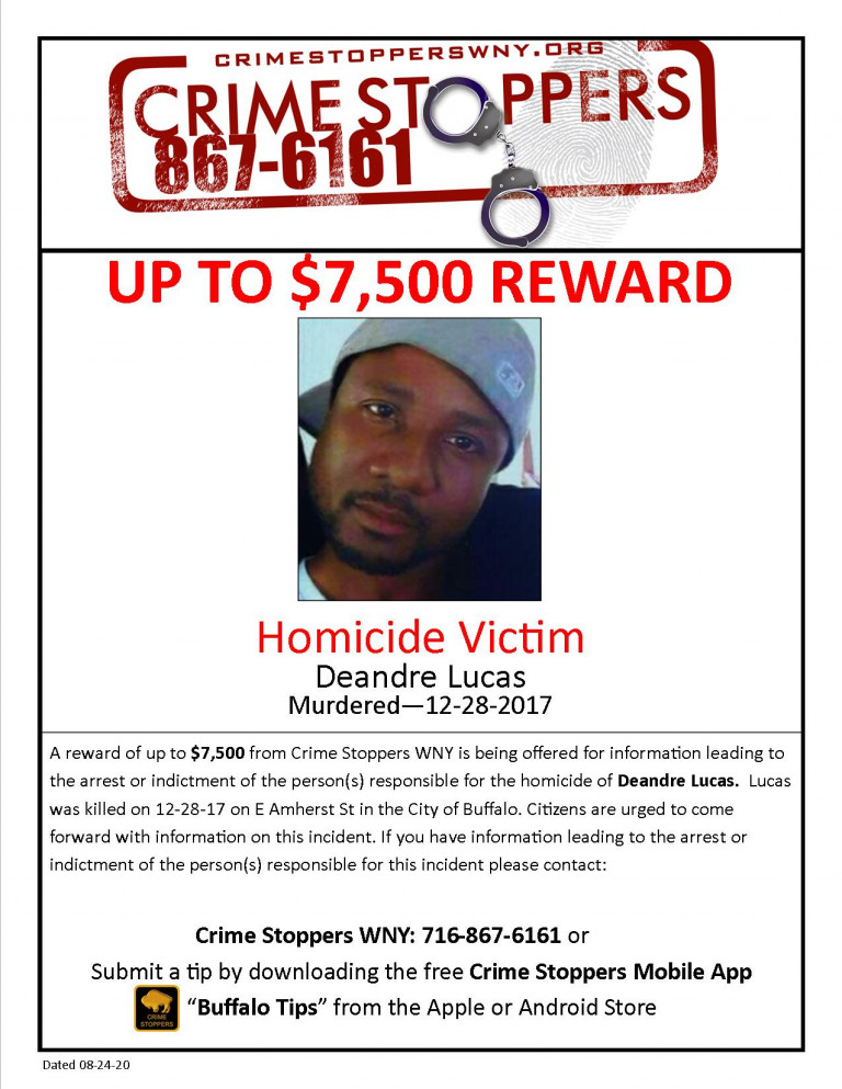 CrimeStoppers_HomicideVictim_DeandreLucas