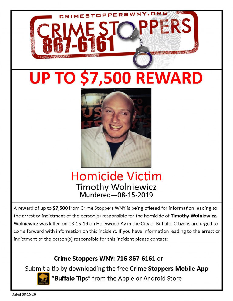 CrimeStoppers_HomicideVictim_TimothyWolniewicz