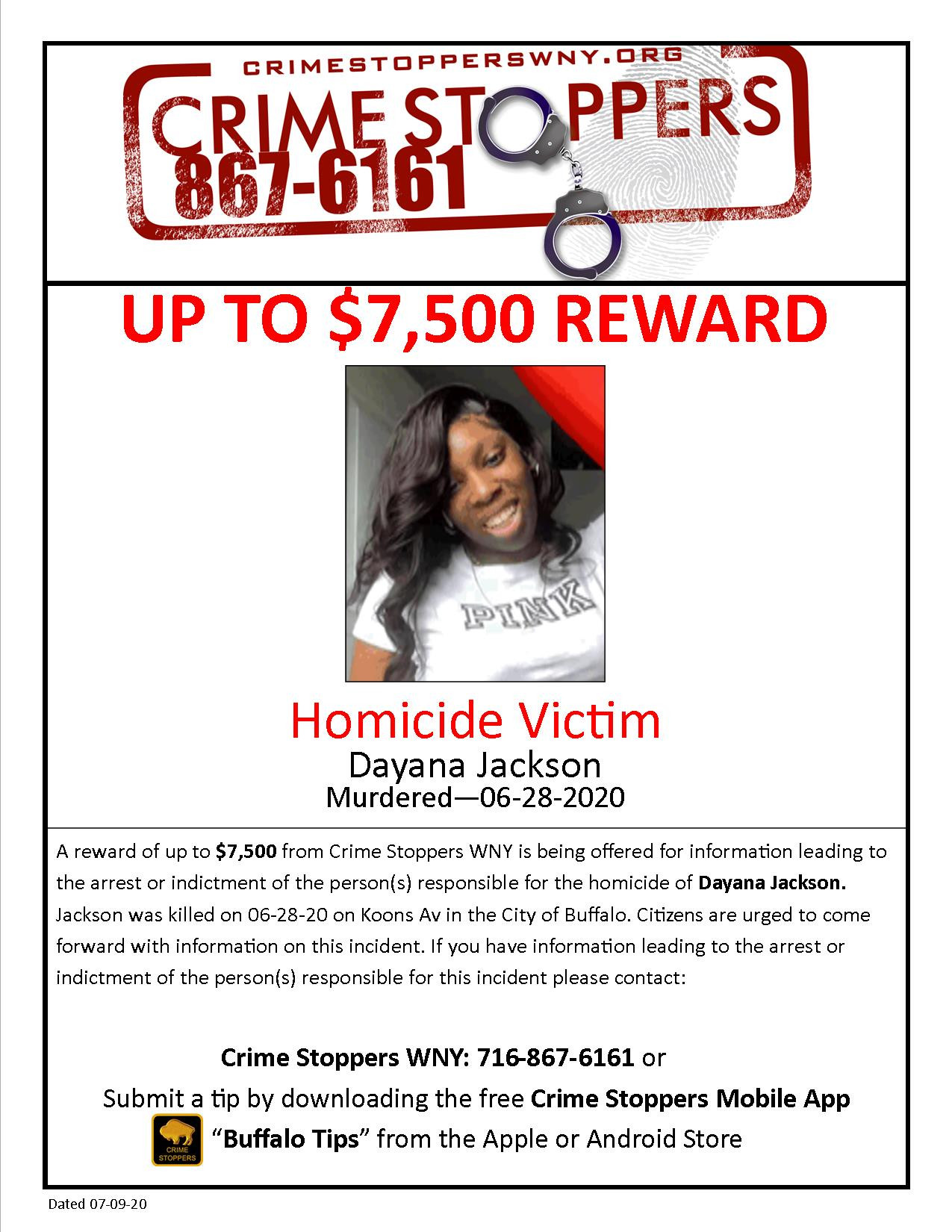 CrimeStoppers_HomicideVictim_DayanaJackson