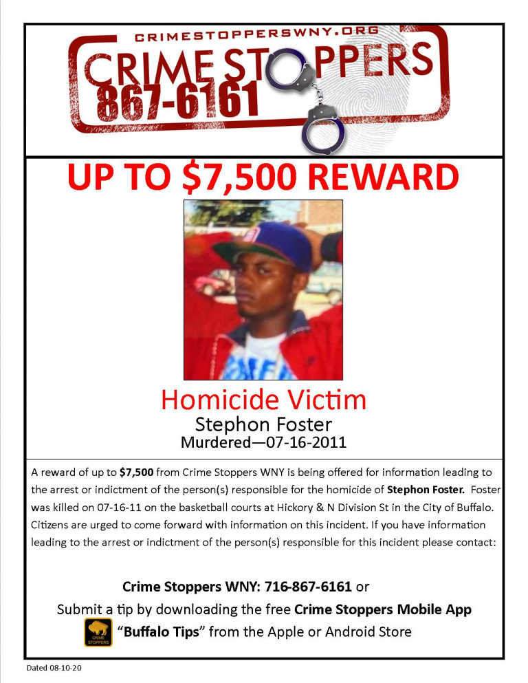 CrimeStoppers_HomicideVictim_StephonFoster