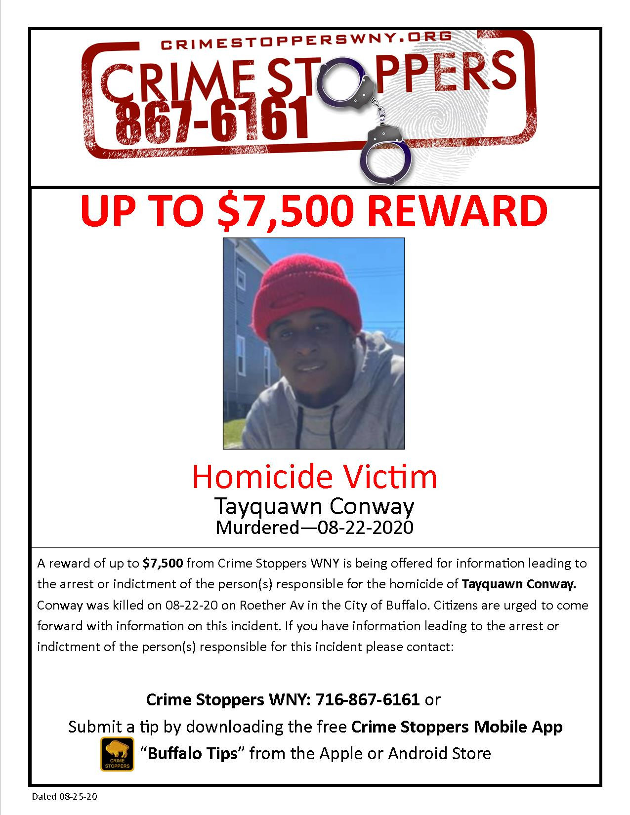 CrimeStoppers_HomicideVictim_TayquawnConway