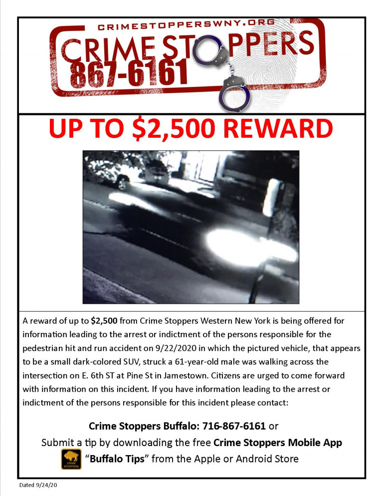 Crime_Stoppers_Bulletin_JamestownHitandRun_09.24.20