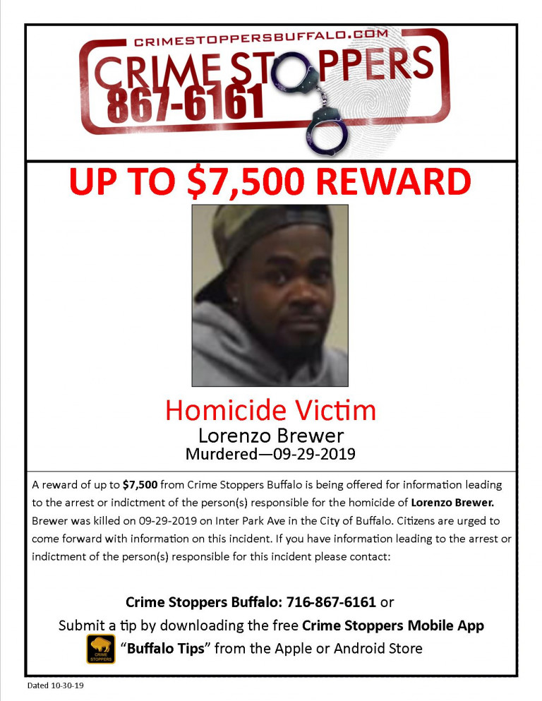 CrimeStoppers_HomicideVictim_LorenzoBrewer