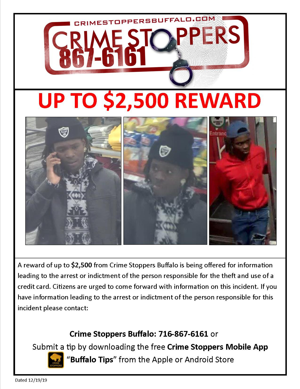 Crime_Stoppers_Bulletin_CreditCardTheft_12.19.19
