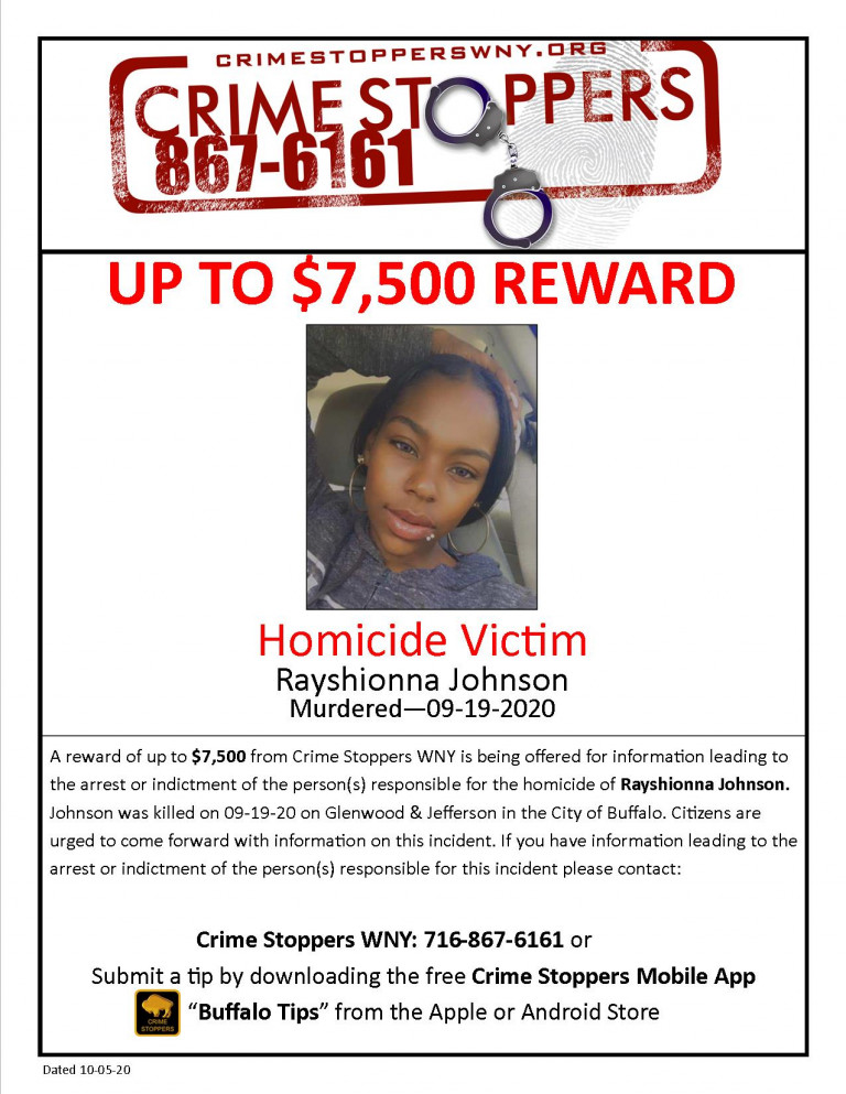 CrimeStoppers_HomicideVictim_RayshionnaJohnson