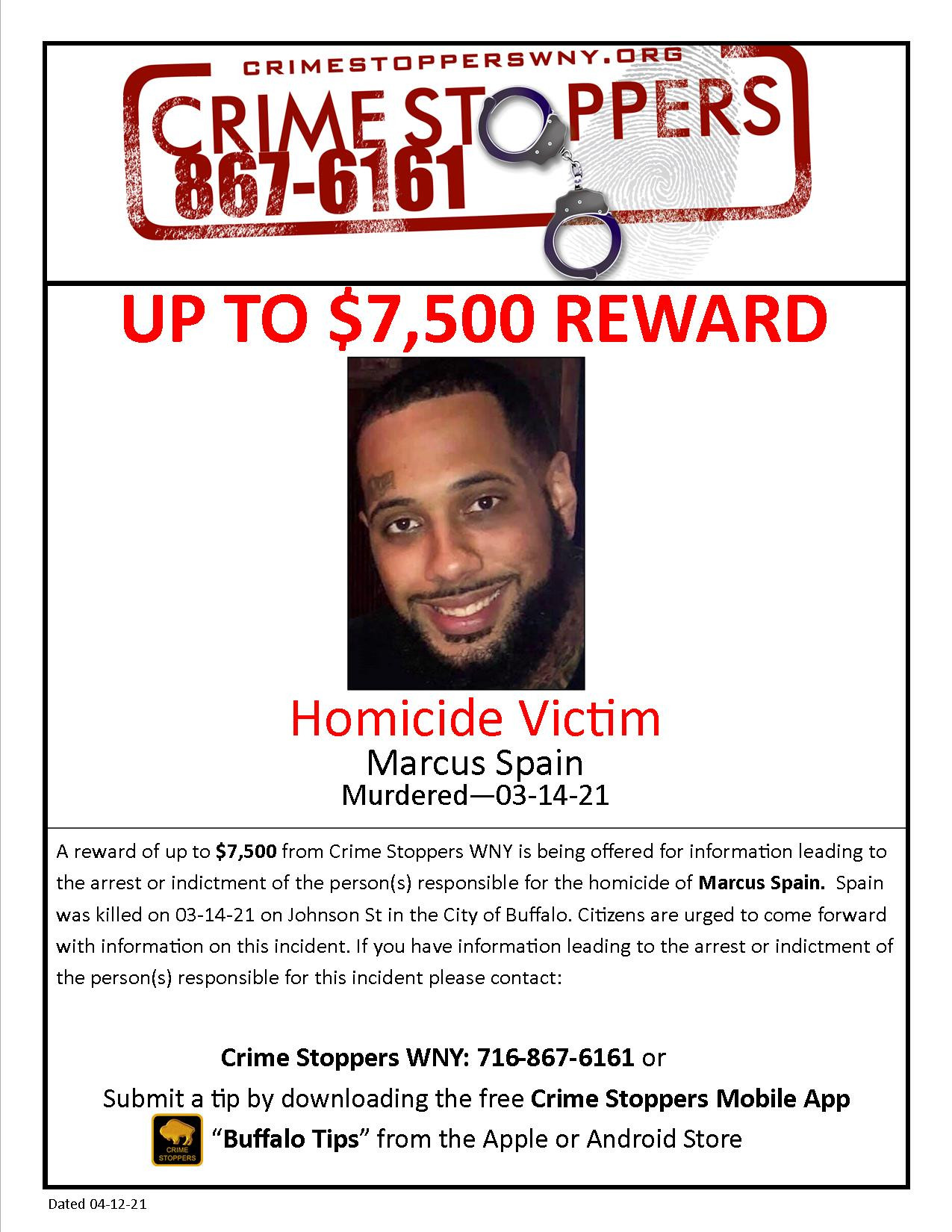 CrimeStoppers_HomicideVictim_MarcusSpain (1)